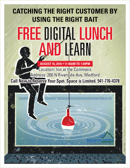 Free Digital Lunch and Learn