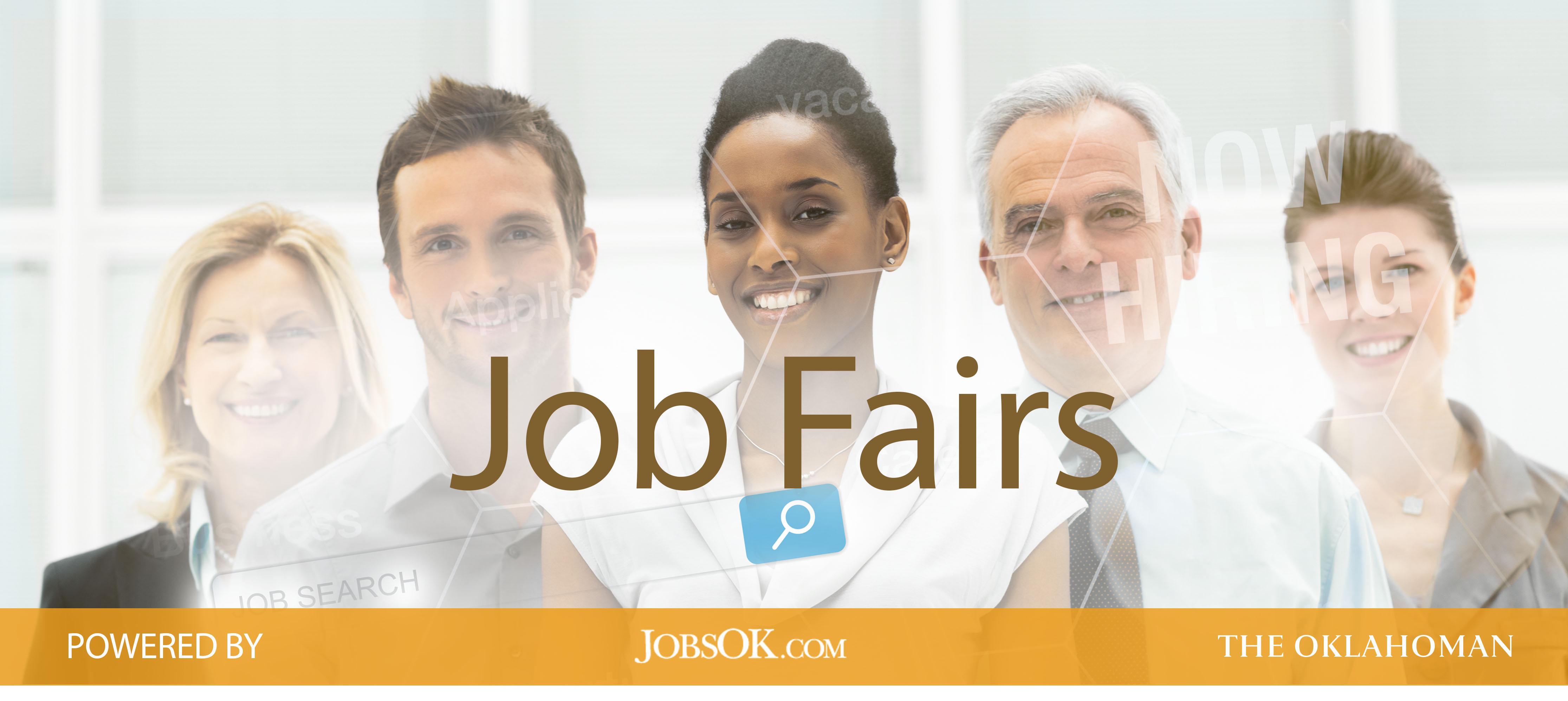 Digital Job Fair: Thursday, October 10 - Thursday, October 17