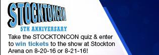 Win tickets to StocktonCon!