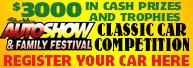 Register your classic car!