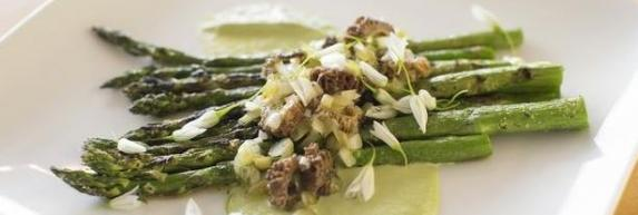 All-star asparagus