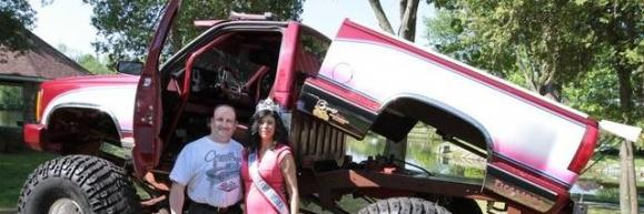 R.I. couple's monster truck