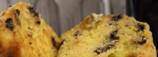 Maine Diner's muffins