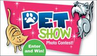 Submit your pet photos
